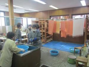 染物教室 001