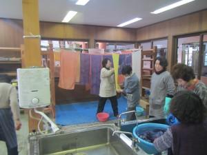 染物教室 005